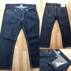 True Religion Bobby Big T Jeans Mens Size 40 42x31